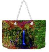 Indian Canyon Waterfall Weekender Tote Bag