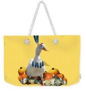Indian Duck Weekender Tote Bag