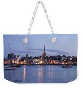Irish Dusk Weekender Tote Bag