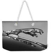 Jaguar Hood Ornament 2 Weekender Tote Bag