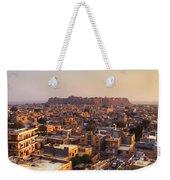 Jaisalmer - India Weekender Tote Bag