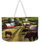 Jenne Farm In Reading Vermont Weekender Tote Bag