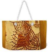 Jesus Christ - Tile Weekender Tote Bag