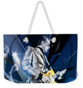 Joe Bonamassa Blues Guitarist Art Weekender Tote Bag