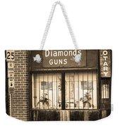 Johnson City Tennessee - Gun Shop Weekender Tote Bag