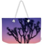 Joshua Tree With Special Effects Weekender Tote Bag