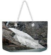 Jostedalsbreen National Park Weekender Tote Bag