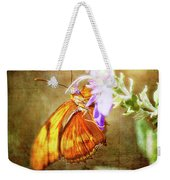 Julia Butterfly  Weekender Tote Bag