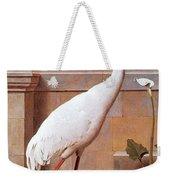kb Marks Henry-Indian Crane Bullfinch and Thrush Henry Stacy Marks Weekender Tote Bag