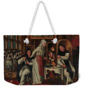 Kitchen In A Convent Weekender Tote Bag