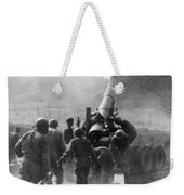 Korean War: Artillery Weekender Tote Bag