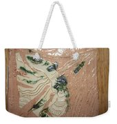 Lady - Tile Weekender Tote Bag