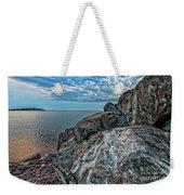 Lake Superior Weekender Tote Bag