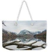 Lake View Weekender Tote Bag
