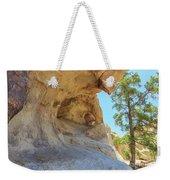 Landscape In Joshua Tree National Park Weekender Tote Bag