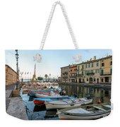Lazise - Italy Weekender Tote Bag