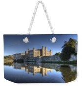 Leeds Castle Reflections Weekender Tote Bag