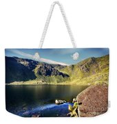 Levers Water Weekender Tote Bag