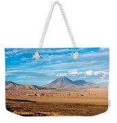 Licancabur Volcano View Weekender Tote Bag