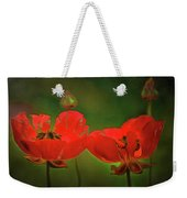 Like Anything Else, This Too Shall Pass.... Weekender Tote Bag by Michael Goyberg