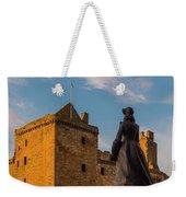 Linlithgow Palace Weekender Tote Bag