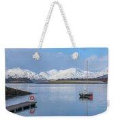 Loch Leven - Scotland Weekender Tote Bag