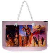 Love Hurts Weekender Tote Bag