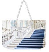 Luxury Interior In Palazzo Madama, Turin, Italy Weekender Tote Bag