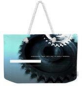 Machine Weekender Tote Bag