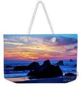Magical Sunset - Harris Beach - Oregon Weekender Tote Bag