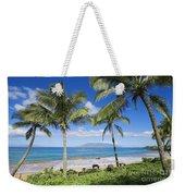 Makena, Maluaka Beach Weekender Tote Bag