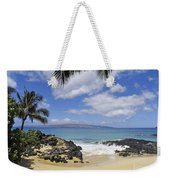 Makena, Secret Beach Weekender Tote Bag