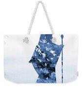 Maleficent-blue Weekender Tote Bag