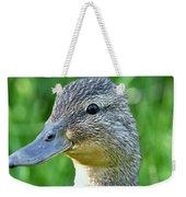 Mallard Duck Hen Weekender Tote Bag