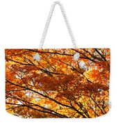 Maple Tree Foliage Weekender Tote Bag