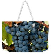 Marechal Foch Grapes Weekender Tote Bag