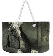 Matthew Boulton, English Manufacturer Weekender Tote Bag