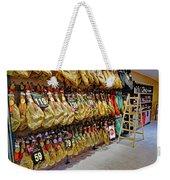 Meat Market In Palma Majorca Spain Weekender Tote Bag