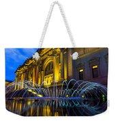Metropolitan Museum Of Art Weekender Tote Bag