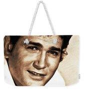 Michael Landon, Actor Weekender Tote Bag