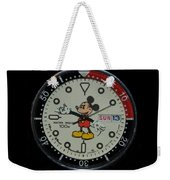Mickey Mouse Watch Face Weekender Tote Bag