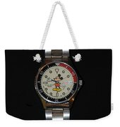 Mickey Mouse Watch Weekender Tote Bag