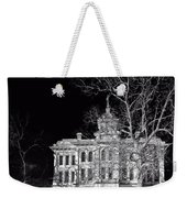 Milam County Courthouse Weekender Tote Bag