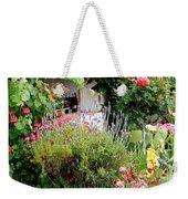 Mission Garden Weekender Tote Bag