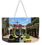 Mission Inn Chapel Courtyard Weekender Tote Bag