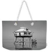 Mobile Bay Lighthouse Weekender Tote Bag