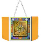 Modern Colours Weekender Tote Bag