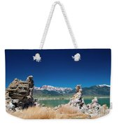 Mono Lake Tufa Weekender Tote Bag