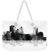 Montgomery Alabama Skyline Weekender Tote Bag