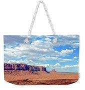 Monument Valley National Park Weekender Tote Bag